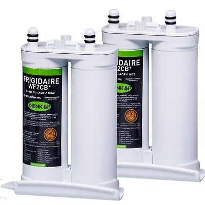 Frigidaire WF2CB Comparable Refrigerator Water Filter 2 Pack