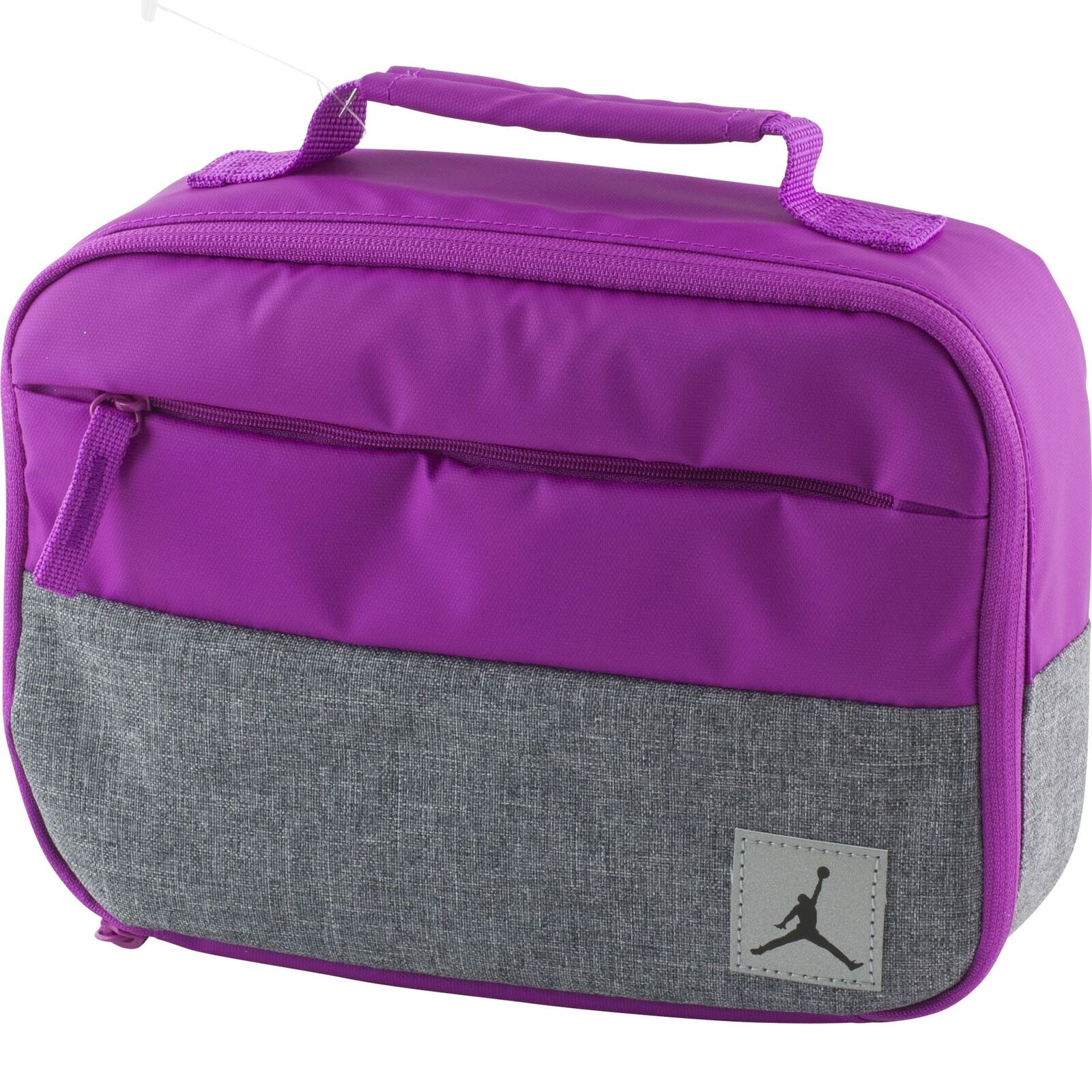 3af80aebccc Nike Air Jordan Jumpman Soft School Insulated Lunch Tote Bag Box Fuschia  Pink