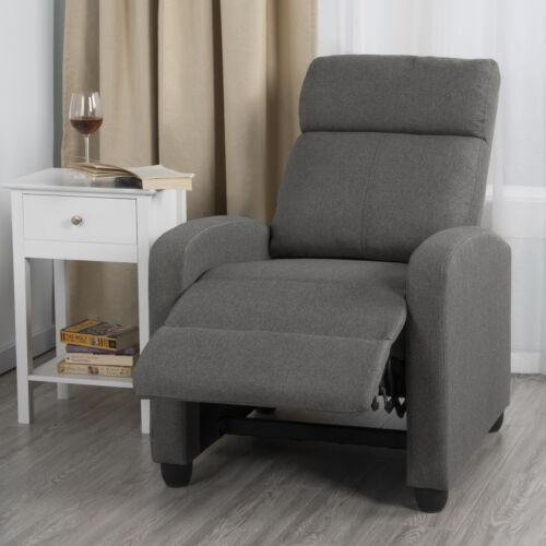 Fabric Single Modern Sofa Seating