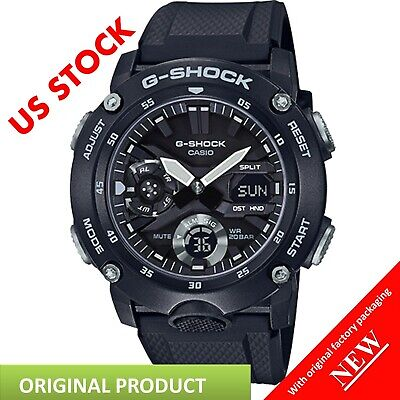 Usado, Casio G-Shock Carbon Core Guard Structure Rubber Strap Men's Watch GA2000S-1A comprar usado  Enviando para Brazil