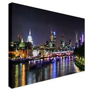 London Canvas Prints