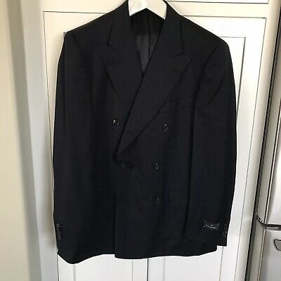 Ermenegildo Zegna Men's New Wool Jacket Blazer Coat 42