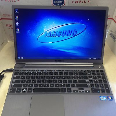 "Samsung CHRONOS 7 LAPTOP i7 3615QM 2.3 Ghz 8GB 1TB WIN7 15.4"" Screen"