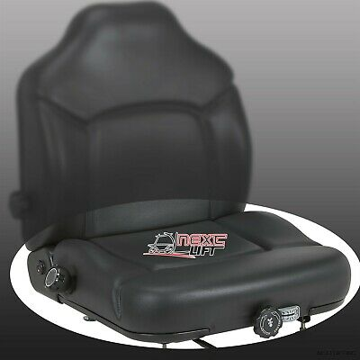 New Clark Forklift Seat Bottom Cushion Vinyl Replacement 923895