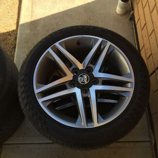 Sv6 ss Holden commodore wheels Two Wells Mallala Area Preview