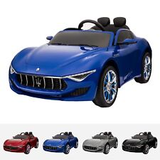 Kids Licensed Maserati Alfieri 12V Electric Motor Battery Operated Ride On Car