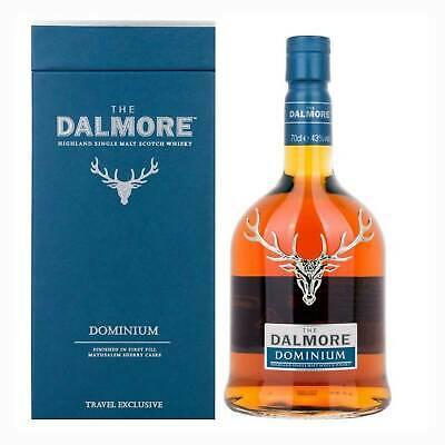 Whisky Dalmore Dominium First Fill Matusalem Sherry Cask 43% 0,7 l