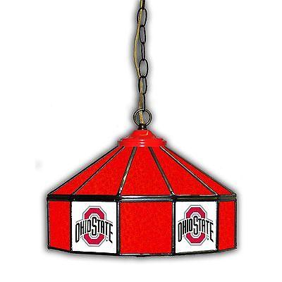 Ohio State Buckeyes Stained Glass - NCAA OHIO STATE UNIVERSITY BUCKEYES OSU 14