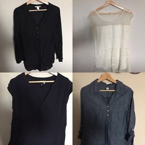 Gorgeous maternity clothes - Large