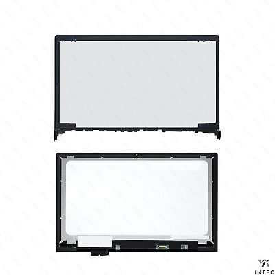 LED Touchscreen LCD Display Digitizer Assembly für Lenovo Flex 2-15 20405+Rahmen Touch Screen Assembly