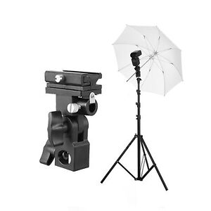 Flash Speedlite Accessory outdoor Kit 1 Light Stand Flash