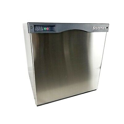 Scotsman N0422w-1a Nugget Icemaker Ice Machine Water Cooled 455lbs. Production