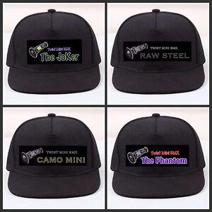 Mini rocker BMX gear official twist gear merchandise, cap.