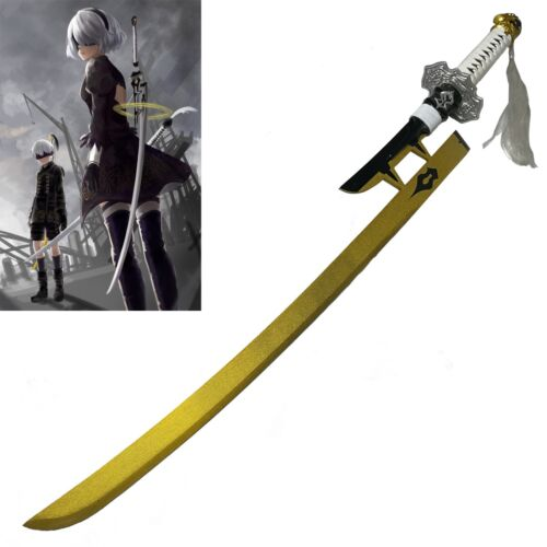 NieR: Automata 2B Weapon Virtuous Treaty Cosplay Replica Sword