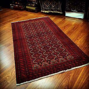 Persian Balooch Wool Rug For