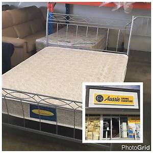 BARGAIN!!!-- DOUBLE BED FRAME WITH BRAND NEW MATTRESS!!! Bentley Canning Area Preview