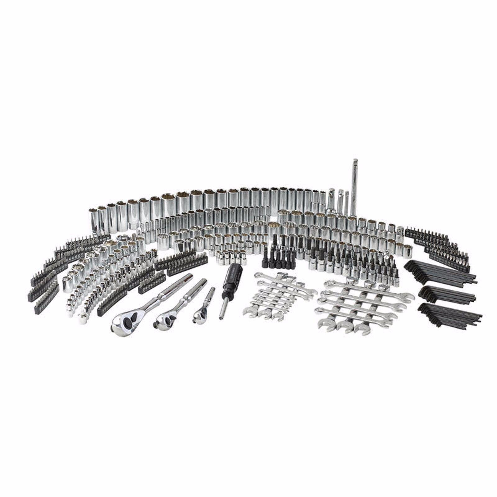 Craftsman 450 Piece Mechanic's Tool Set With 3 Drawer Case Box 99040 254 230 2