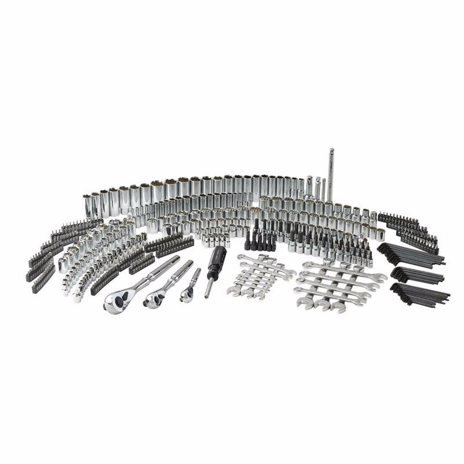 Купить Craftsman 999040 - Craftsman 450 Piece Mechanic's Tool Set With 3 Drawer Case Box # 311 254 230