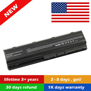 New Replacement Battery pack 593562-001 WD548AA#ABB for HP 635 Pavilion G4 G6 G7