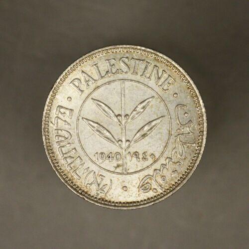 Palestine 1940 50 Mils