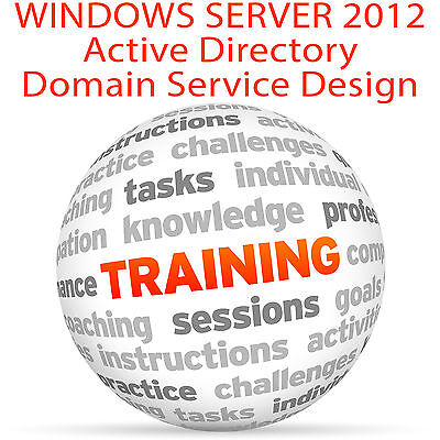 Windows Server 2012 ACTIVE DIRECTORY Domain Service - Video Training Tutorial Active Directory Domain