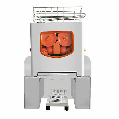 Commercial Automatic Orange Squeezer Grapefruit Juicer Extractor Juice Machine