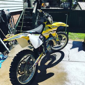 """Rm250 2 stroke """" fully worked"""""""