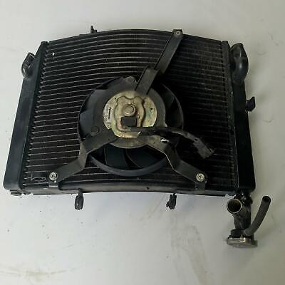 Radiator and thermo cooling fan TRIUMPH DAYTONA 675 TRIPLE 2006 #2