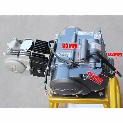 LIFAN 125CC Genuine ENGINE for 50cc 70cc 90cc 110cc Dirt Pit