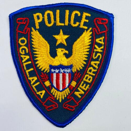 Ogallala Police Nebraska NE Patch