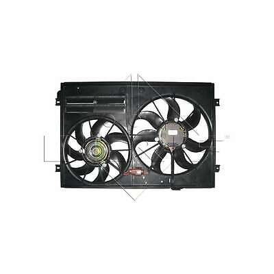 Fits Skoda Superb 3T 2.0 TDI Genuine NRF Engine Cooling Radiator Fan