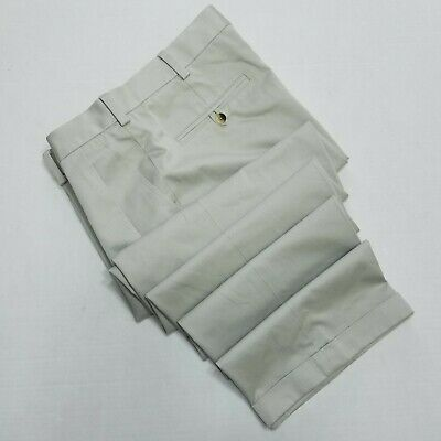 Jos A Bank Tailored Fit Traveler Twill Pants, Double Pleated - 36x29 - NEW WITH  Twill Double Pleat Pants