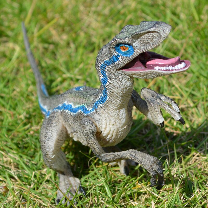 Realistic Dilophosaurus Dinosaur Toy Educational Model Birthday Gift For Kids
