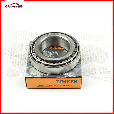1 Pcs Timken Lm501349 Lm501310 Cup Cone Tapered Roller Bearing Set Brand New