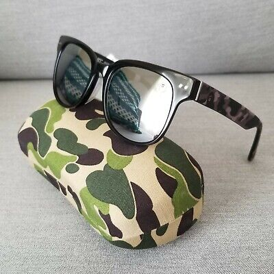 A Bathing Ape BAPE BS13046 Sunglasses (Black/Grey)  New Hypebeast Supreme (Supreme Sunglasses)
