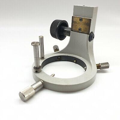 Zeiss 471703 Im35 Microscope Illuminator Focus Head Lens Stage Holder Control