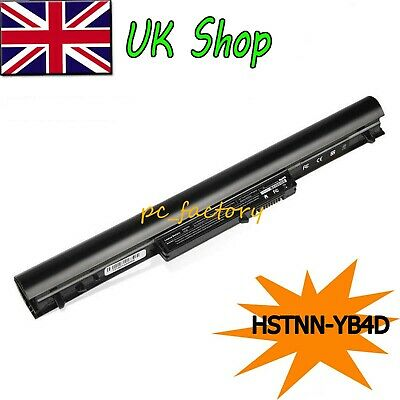 4Cells Battery for HP Chromebook 14-c010us,695192-001, HSTNN-YB4D,VK04,14-b037tu