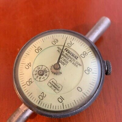 Federal Dial Indicator C8is .001