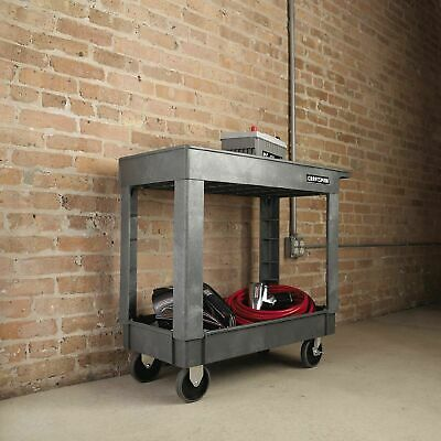 Craftsman Heavy-Duty Tool Cart Utility Storage Organizer Carts Table Shop Garage (Heavy Duty Utility Table)