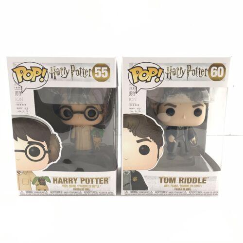 Funko Pop Harry Potter Tom Riddle Vinyl Figures Lot of Two N