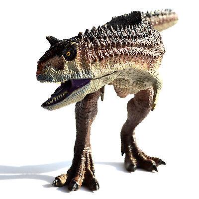 Large Carnotaurus Educational Dinosaur Kids Toy Model Best Birthday Gift For
