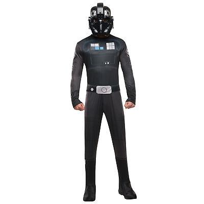 Rubie's Costume Men's Star Wars Rebels Tie Fighter Costume, Multi, Standard NEW](Tie Fighter Costume)