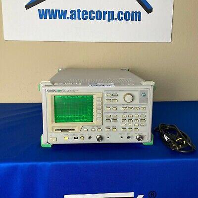 Anritsu Ms2623a Spectrum Analyzer 9 Khz - 6.5 Ghz