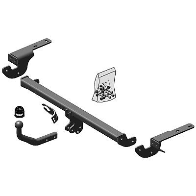 N Hatchback 5d Fixed Swan Neck Towbar with Electric Kit 7Pin CITROEN C4 2010