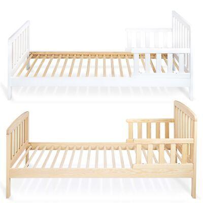 Giraffe bed, modern, scandinavian style, junior, toddler barreirs,wooden 140x70