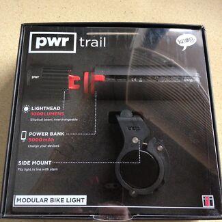 Knog PWR Trail 1000L Rechargeable Front Bike Light