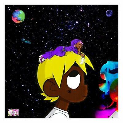 Lil Uzi Vert Eternal Atake Deluxe New Album Cover Poster