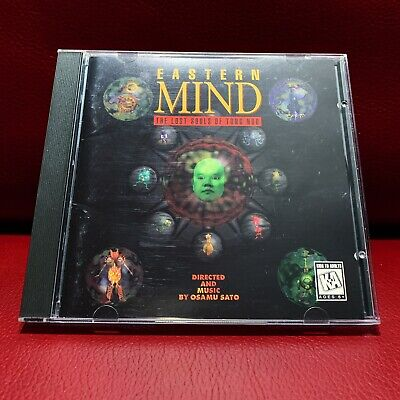 Eastern Mind: The Lost Souls of Tong Nou / PC CD-ROM Osamu Sato / Very Rare (Eastern Mind The Lost Souls Of Tong Nou)