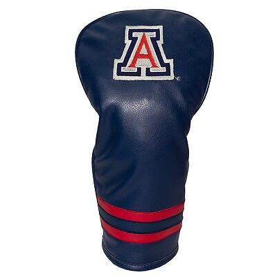 ARIZONA WILDCATS Vintage Throwback Driver Headcover Form Fit  NCAA LICENSED