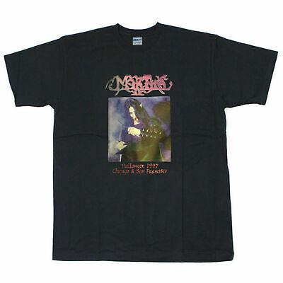 Halloween Dungeon Music (Mortiis halloween printed 1997 Dungeon Music Mesmerizes America Shirt)
